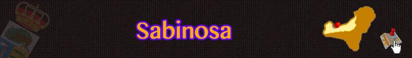 PSabinosa