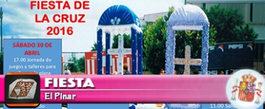 (30 abr – 3 may) FIESTA DE LA CRUZ